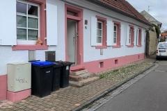 Breisach Außenfassade mit Denkmalschutz